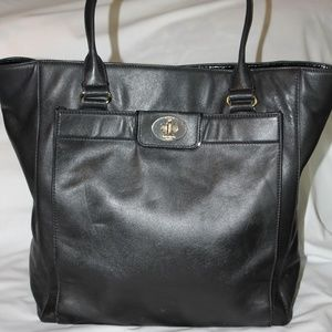 Kate Spade Large Cowhide Leather Tote